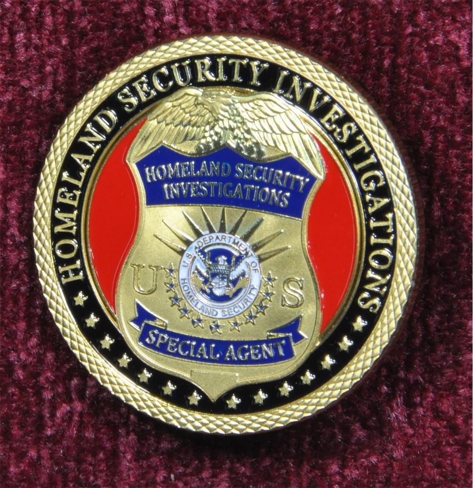 U.S.チャレンジコイン 1108 /記念メダル